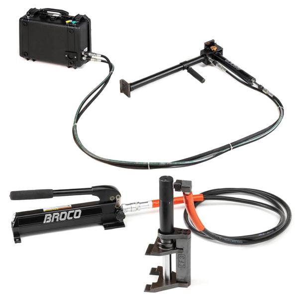 Broco SAS Door Breacher / CF-3 spreader Entry Tool Set