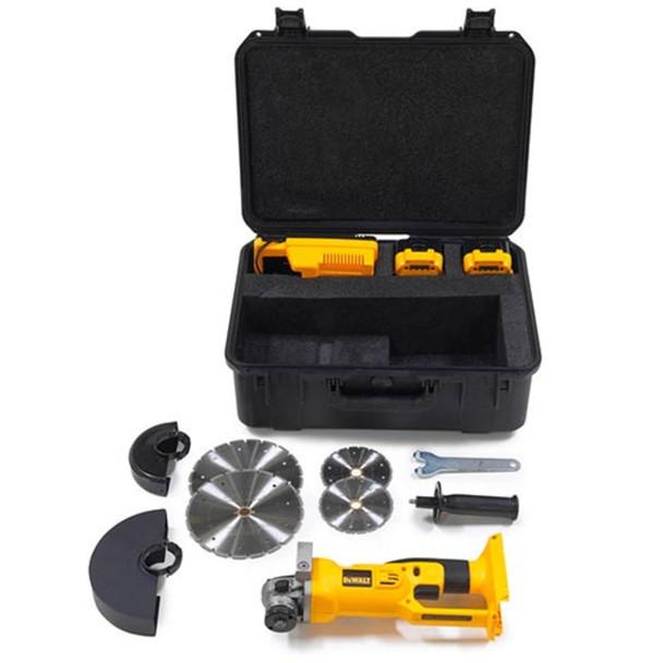 Broco 60V Cordless Mini Breaching Saw Kits