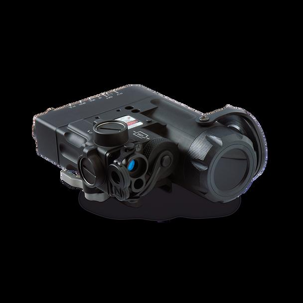 Steiner DBAL-D2 Dual Beam Red Aiming Laser Sight-Black