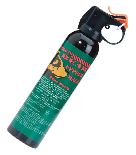 Mace BEAR Pepper Spray 260 Gram 35 Foot Range