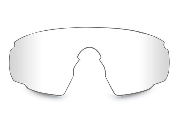 Wiley X PT-1-1C Clear Replacement Lens