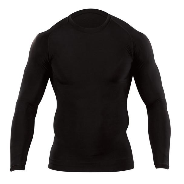 5.11 Tactical Tight Crew Long Sleeve Black Shirt