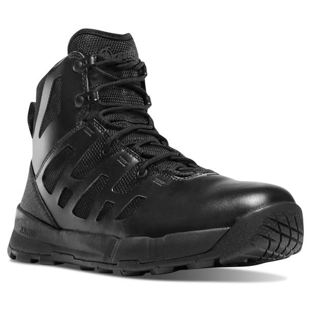 "Danner 21384 Men's Dromos 6"" Black Slip Resistant Boots"