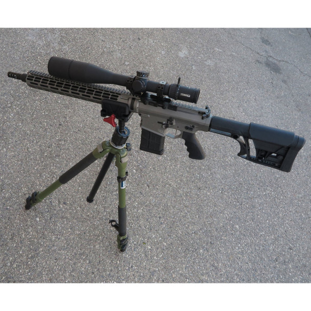 Battle Steel GUN-JAW Aluminum
