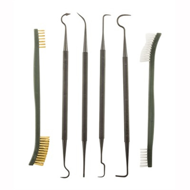 Battle Steel Pick & Brush Set