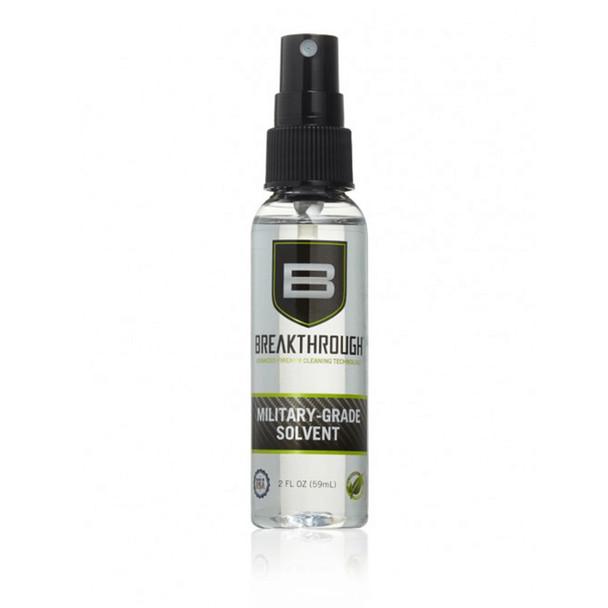 Breakthrough Military-Grade Solvent Spray Bottle 2oz