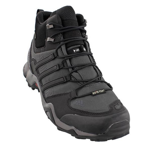 Adidas BB4639 Men's Outdoor Terrex Swift R Mid GTX Hiking Shoes