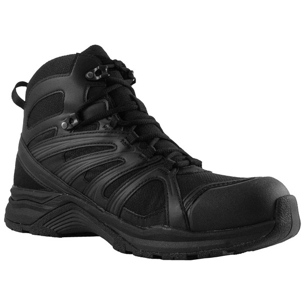 Altama 353201 Men's Aboottabad Trail Mid Black Boots