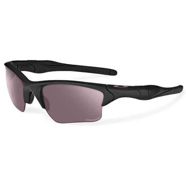 Oakley Men's SI Half Jacket 2.0 XL Matte Black Frame Prizm TR22 Lenses