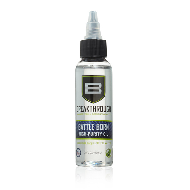 Breakthrough Battle Born High Purity Oil Bottle 2oz