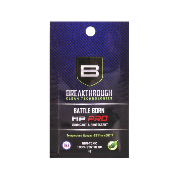 Breakthrough Battle Born HP Pro 3g Packet 6/Pack