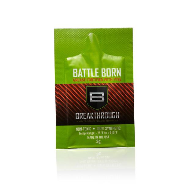 Breakthrough Battle Born Grease 3g Packet 6/Pack