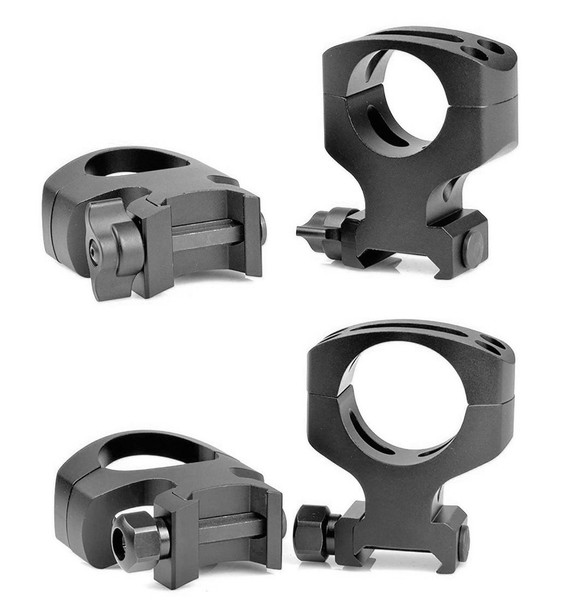Warne MSR Tactical Rings