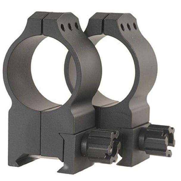 Warne Tactical Matte Rings