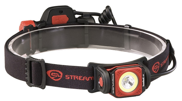 Streamlight Twin-Task USB Rechargeable Spot & Flood Headlamp