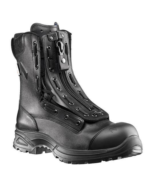 "Haix 605119 Women's Airpower XR2 8"" Black Boots"