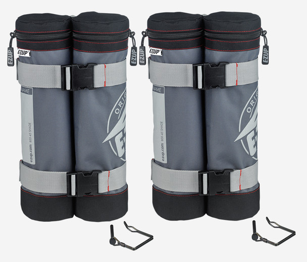 E-Z Up Deluxe 45 lbs Weight Bags