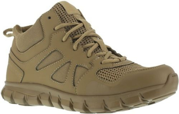 24ee2dae634 Reebok RB8406 Men s Sublite Cushion Tactical Mid Coyote Boots ...