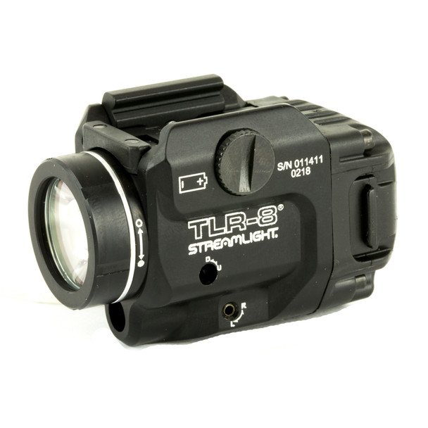 Streamlight TLR-8 Gun Lights w/ Red Laser