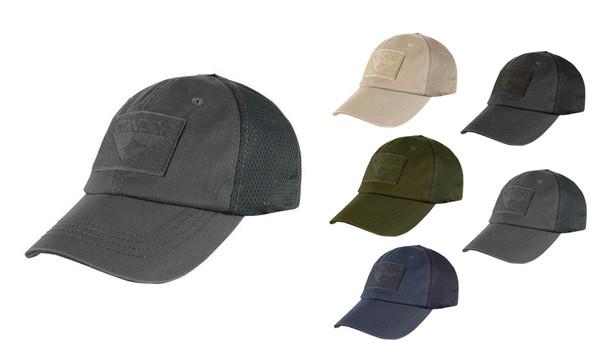 Condor Mesh Tactical Caps