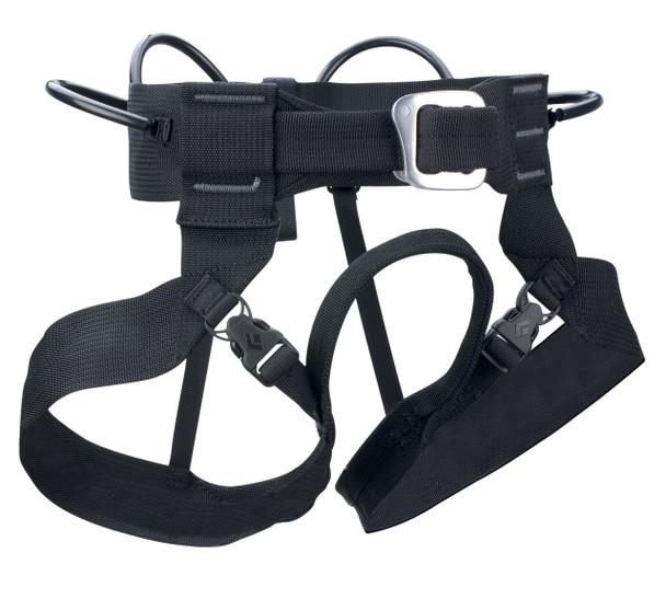 Black Diamond Alpine Bod Black Harness