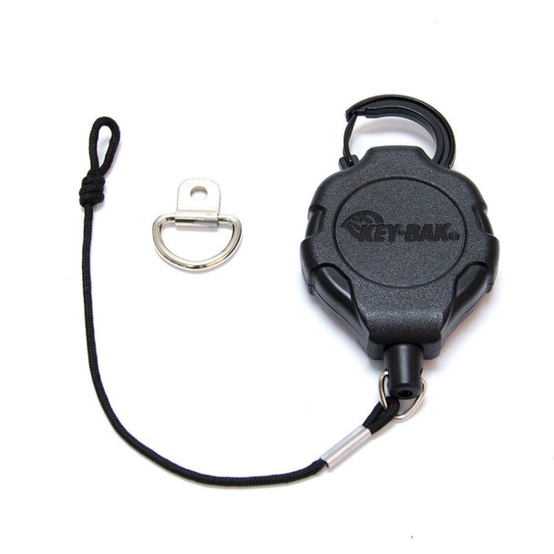 Key-Bak MIC-BAK CB Radio Retractable Tether