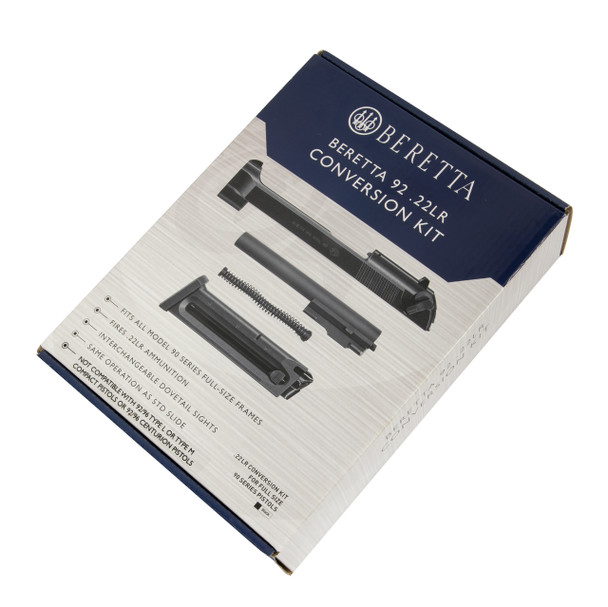 Beretta 92 F Series .22LR Conversion Kits