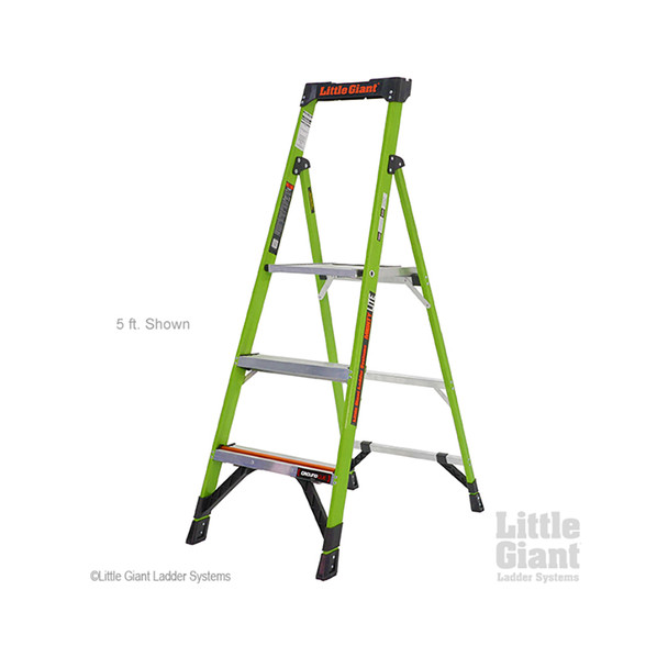 Little Giant HyperLite Mighty Lite Ladders