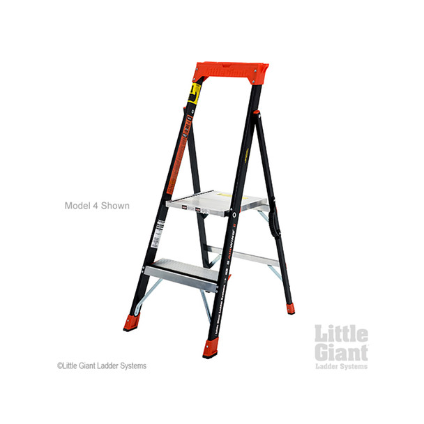 Little Giant AirWing Ladders