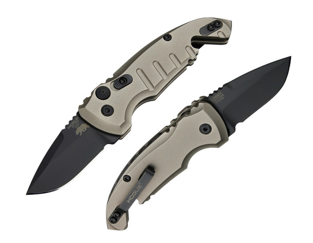 Hogue 24127 Microswitch CA Legal Automatic Knives