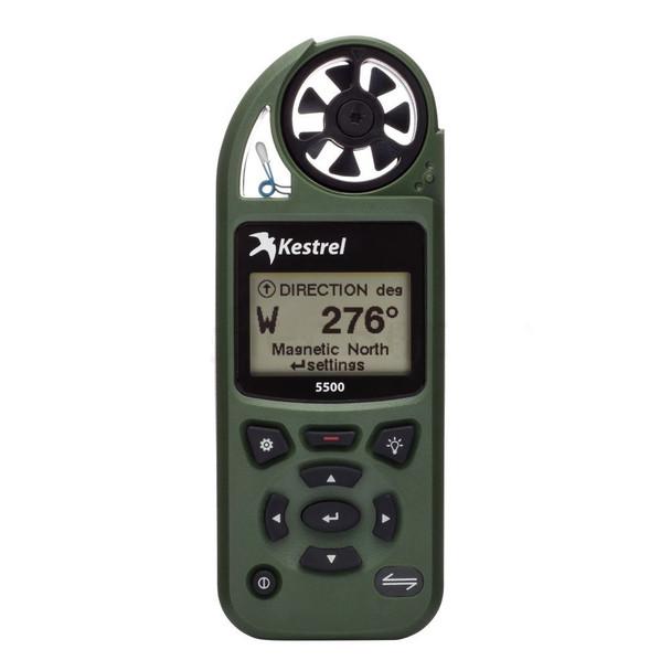 Kestrel 5500 Weather Meters w/Link & Vane Mount