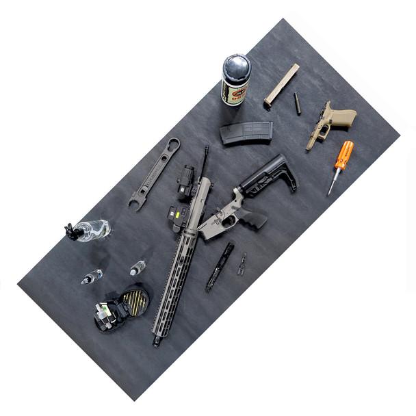 Battle Steel Rubber All Purpose / Gun Mat