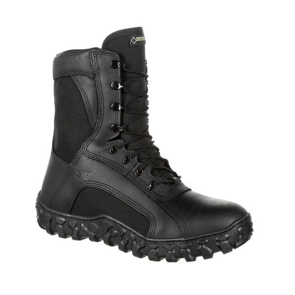 Rocky RKC078 Waterproof / Insulated Boots BLACK USA
