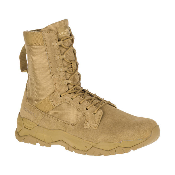 Merrell J17809 MQC Tactical Coyote LightWeight Boots