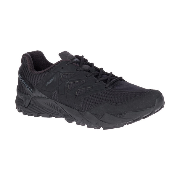 Merrell J17763 Agility Peak Tactical Black Shoes