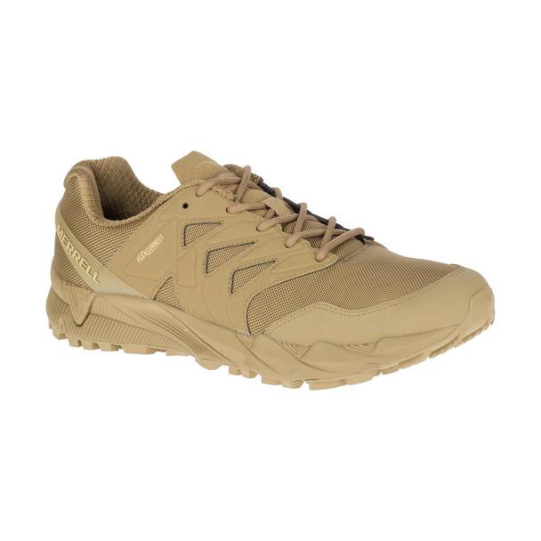 Merrell J17761 Agility Peak Tactical Coyote Shoes
