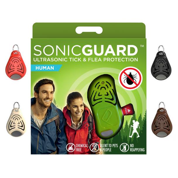 Mako Sonicguard Ultrasonic Tick And Flea Repellers