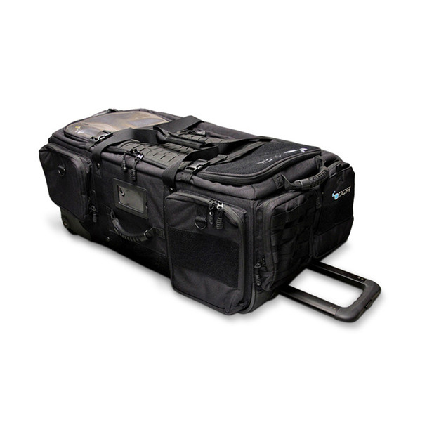 Odor Crusher Ozone K-9 Rolling Transport Bag