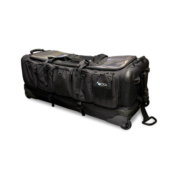 Odor Crusher Ozone Gun Case Rolling Transport Bag