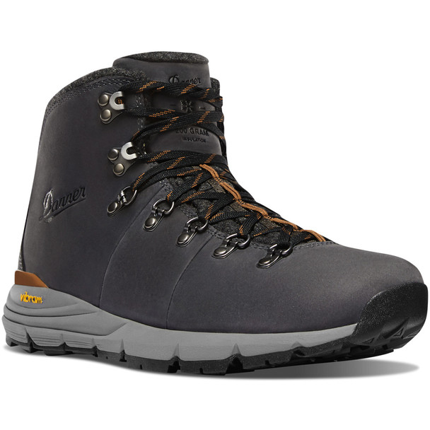 """Danner 62140 Anthracite 4.5"""" Mountain 600 Anthracite Boots"""