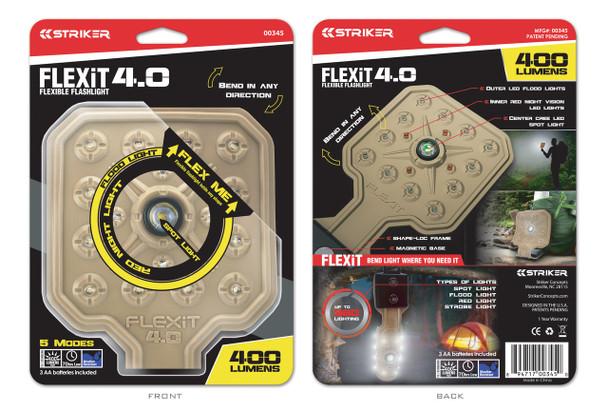 Striker FlexIt 4.0 Flexible Flashlight