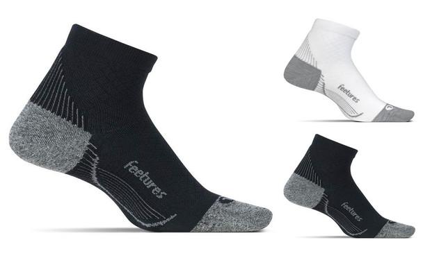 Feetures PF Relief Light Cushion Quarter Socks