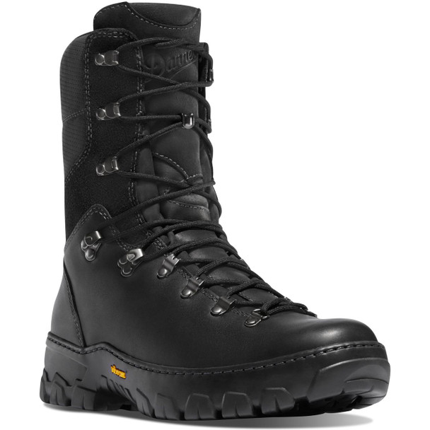 "Danner 18054 Black 8"" Wildland Firefighter Tactical Boots"