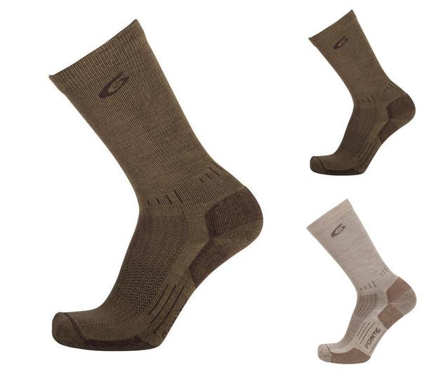 Point 6 37.5 Tactical Liberty Light Crew Socks