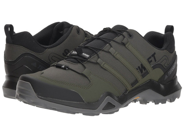 Adidas AC7983 Men's Terrex Swift R2 Night Cargo / Base Green Shoes