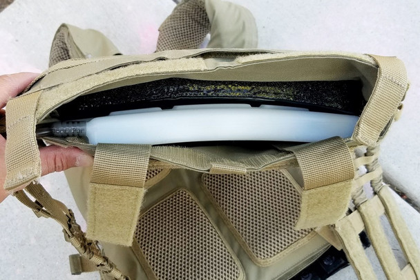 Qore Performance IcePlate Compact Hydration System