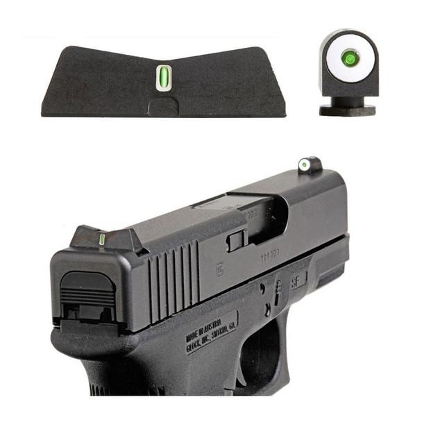 XS Sight DXT Big Dot Glock Tritium Sights