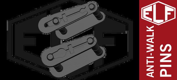 ELF AR-15 Non-Rotating Anti-Walk Pins