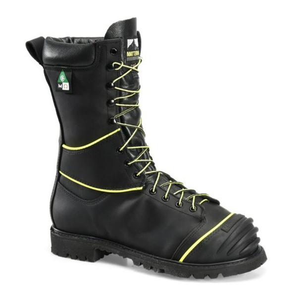 """Matterhorn CV12000 Black 10"""" Insulated Waterproof Boots"""