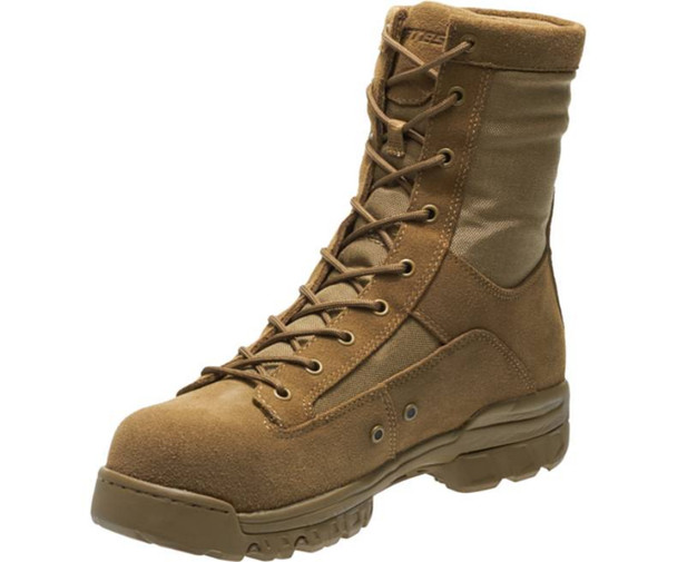 "Bates E08693 Coyote Brown 8"" Hot Weather Boots"